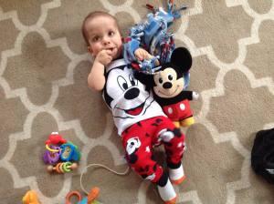 Mickey PJs